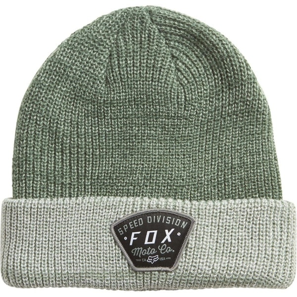 cf5a130bddf Shop Fox Racing 2017 18 Mens Sno Cat Roll Beanie - 19586 - Free Shipping On  Orders Over  45 - Overstock.com - 17883136