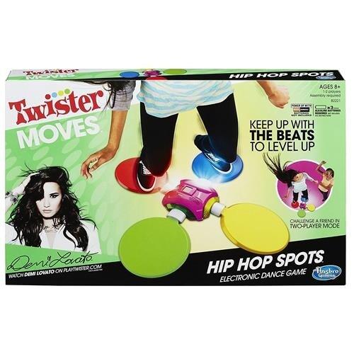 Hasbro Twister Hip Hop