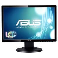 """Asus 19inch LED Backlit LCD Monitor Asus VE198TL 19"" LED LCD Monitor - 16:9 - 5 ms - Adjustable Display Angle - 1440 x 900"