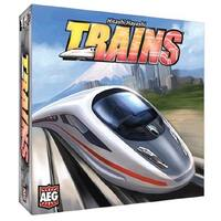 Trains Board Game