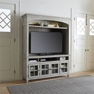 Link to Heartland Antique White 2PC Entertainment Center Similar Items in TV Stands & Entertainment Centers