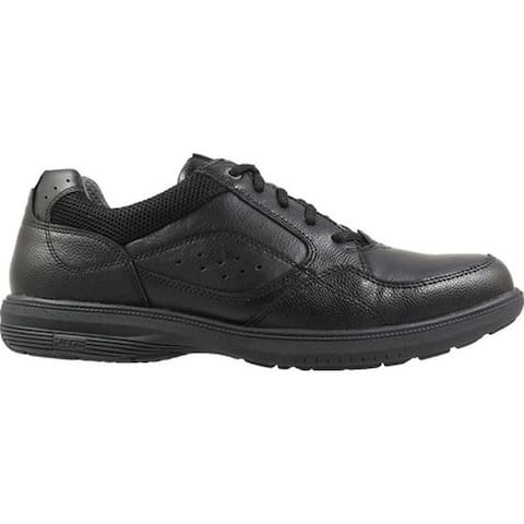 Nunn Bush Men's Kore Walking Sneaker Black Synthetic