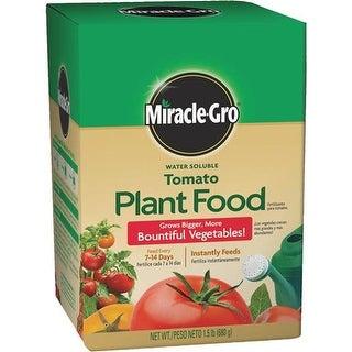 Scotts Co. 1-1/2Lb Mgro Tomato Food 2000422 Unit: EACH