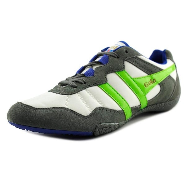 Gola Classics Cove Men White/Cool Grey/LIME Sneakers Shoes