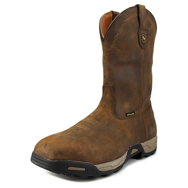 Dan Post 69862   Round Toe Leather  Work Boot