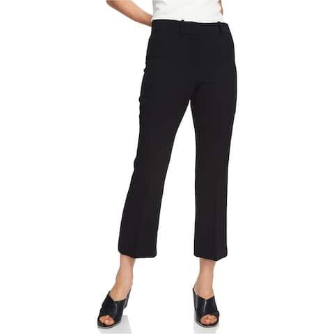 1.State Womens Mini Kick Flare Casual Cropped Pants