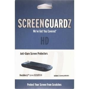 BodyGuardz ScreenGuardz HD Anti Glare Screen Protector for BlackBerry 8520 Curve