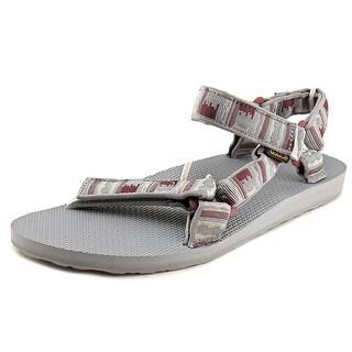 Teva Orginal Universal Inca Men Open-Toe Canvas Gray Sport Sandal