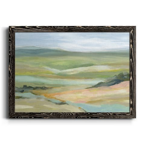 River Valley-Premium Framed Canvas - Ready to Hang