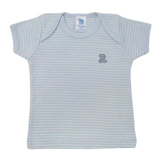 Baby Shirt Infants Unisex Striped Tee Pulla Bulla Sizes 0-18 Months (More options available)