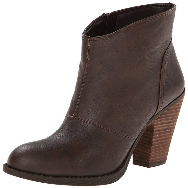 Jessica Simpson Women's Maxi Ankle Bootie - 5.5