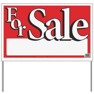 Hy-Ko 26X16 For Sale Bag Sign
