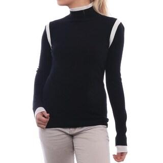 Cullen Long Sleeve Mock Neck Sweater Women Regular Sweater