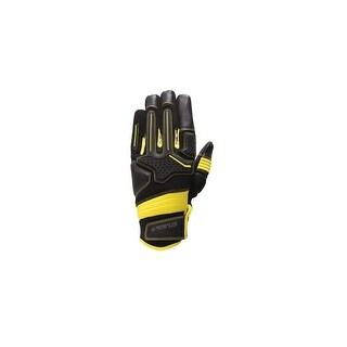Seirus HWS Workman Dakota Glove Men Black-Yellow - Xlarge 8180.1.1365