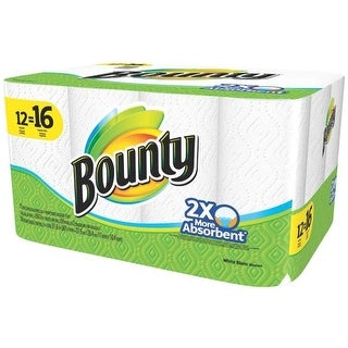 Bounty 94998 Paper Towels, White