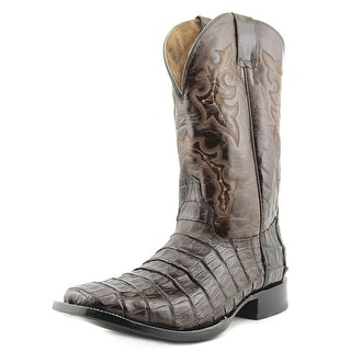 Corral L5008 Men Square Toe Leather Brown Western Boot