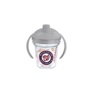 MLB Washington Nationals 6 oz Sippy Cup with lid