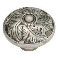 "Keeler D36 Acanthus 1-1/2"" Diameter Mushroom Cabinet Knob - n/a"