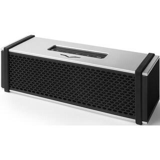 V-MODA REMIX Bluetooth Hi-Fi Metal Mobile Speaker (Silver)