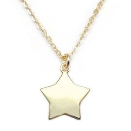 Julieta Jewelry Star Charm Necklace