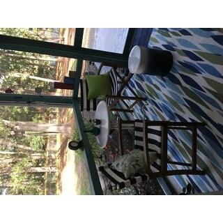 Waverly Sun N' Shade Modern Abstract Indoor/Outdoor Area Rug