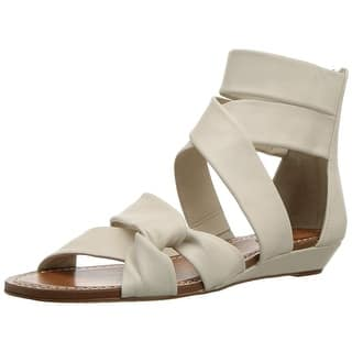 86ce19525e6 Buy White Vince Camuto Women s Sandals Online at Overstock
