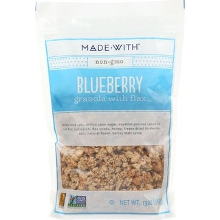 Made With Chocolate & Hazlenut Granola, 11 Oz (Pack Of 6) Â…
