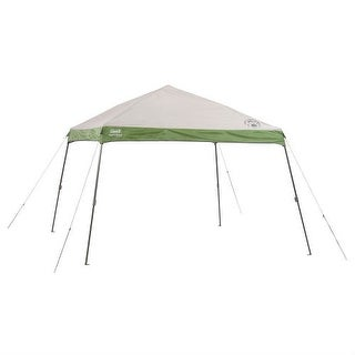 """""""Coleman 12 ft x 12 ft Instant Wide Base Canopy Shelter"""""""