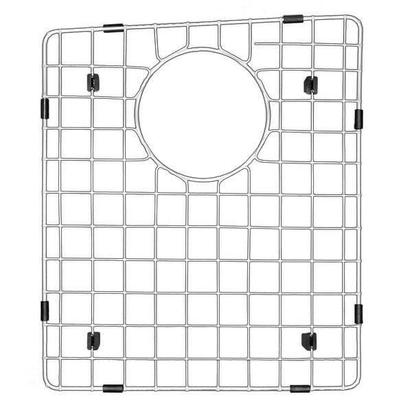 "Karran Stainless Steel Bottom Grid fits QT-710 and QU-710 - 12"" x 14-1/4"""