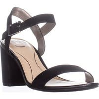 Circus by Sam Edelman Ashton Ankle Strap Sandals, Black