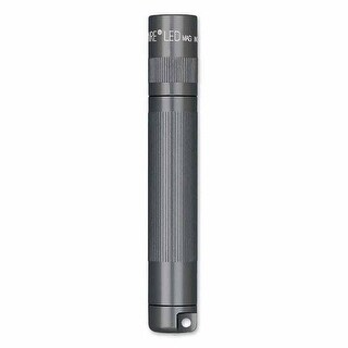 Maglite sj3a096 maglite 1 cell aaa solitaire led flashlight gray-blister pack