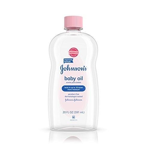 Johnson's Baby Oil, 20 Fl. Oz