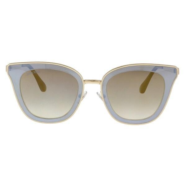 09d093d2314e Shop Jimmy Choo LORY S 02M2 Black Gold Cat Eye Sunglasses - 49-23 ...