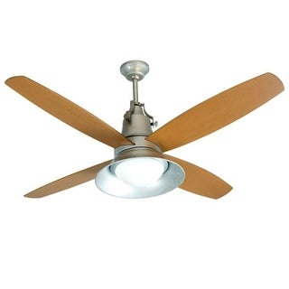 """Craftmade UN52 Union 52"""" 4 Blade Ceiling Fan - Blades, Remote and Light Kit Included"""