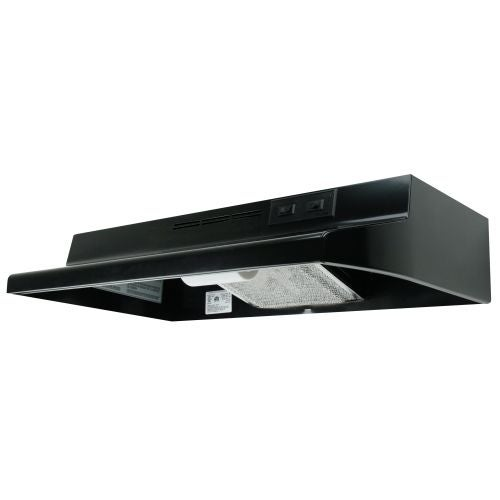 "Air King AD136 36"" 2-Speed 180 CFM Under Cabinet Range Hood with Duct Free Operation"