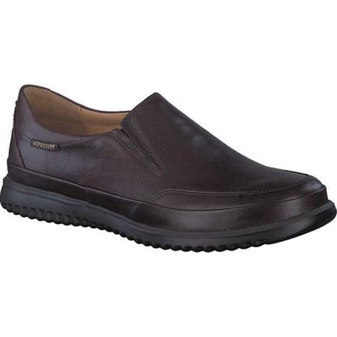 Mephisto Men's Twain Loafer Brown Randy Smooth Leather