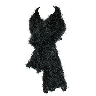 CTM® Women's Magic Scarf Knit Hood Wrap Scarf