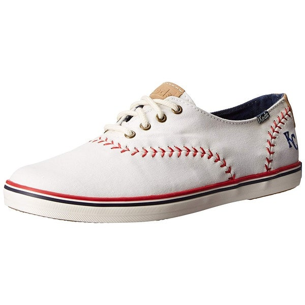 610607b2e99 Shop Keds Women s Champion MLB Pennant Baseball Fashion Sneaker - 11 ...