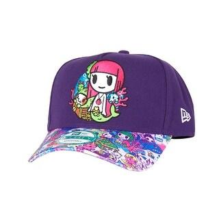 New Era 9Forty Tokidoki Treasure Chest Womens Snapback Hat