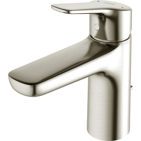 TOTO TLG03301U 1.2 GPM Single Handle Deck Mounted Bathroom Faucet with
