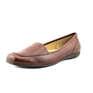 Trotters Fantasy N/S Moc Toe Leather Loafer