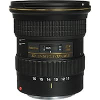 Tokina AT-X 116 PRO DX-II 11-16mm f/2.8 Lens for Canon EF (International Model) - black