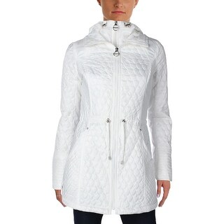 Laundry by Shelli Segal Womens Jacket Outerwear Quilted