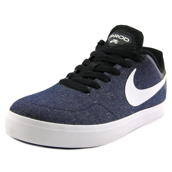 Nike Paul Rodriguez CTD LR CVS Round Toe Canvas Sneakers
