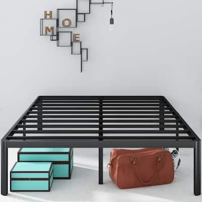 Priage by Zinus 16 Inch Metal Platform Bed