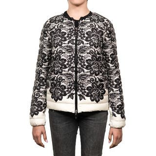 Moncler Petiet Floral Puffer Jacket White Black Women's|https://ak1.ostkcdn.com/images/products/is/images/direct/db76ccac9e188253982d8ab8129aac5dae6a53d2/Moncler-Petiet-Floral-Puffer-Jacket-White-Black-Women%27s.jpg?impolicy=medium