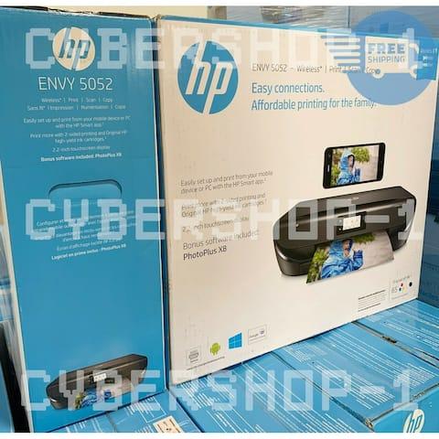 HP ENVY 5052 All-in-One Printer (M2U92A) - Black
