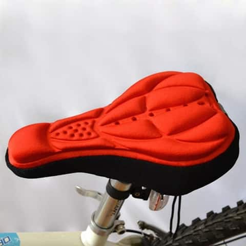 3D Gel Padded Bike Seat Cover