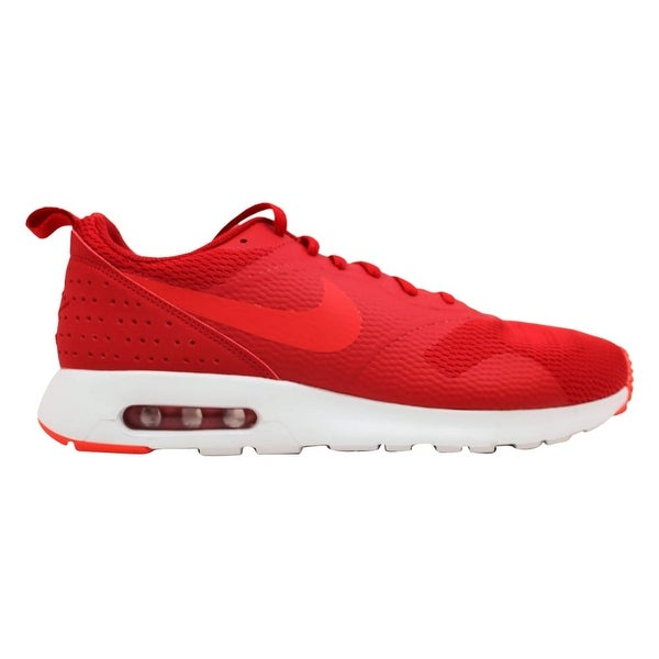 23f3ba3557 Nike Air Max Tavas University Red/Light Crimson-White 705149-602 Men&#