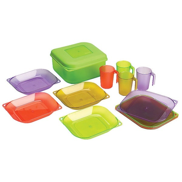 Coleman All-In-One Container Dining Set